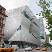 Cooper Union New Academic Building at 41 Cooper Square